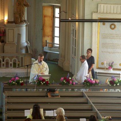 Baznīcas 230 gadu jubileja