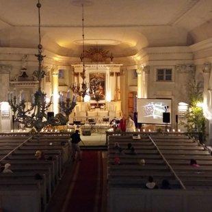 Alūksnes baznīca