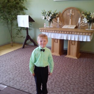 Apes baznīcā
