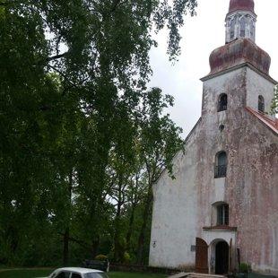 Opekalna baznīcā