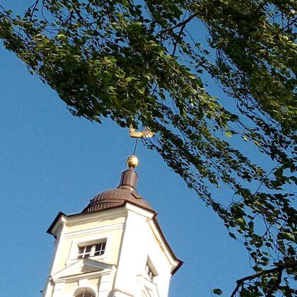 Baznīca vasarā